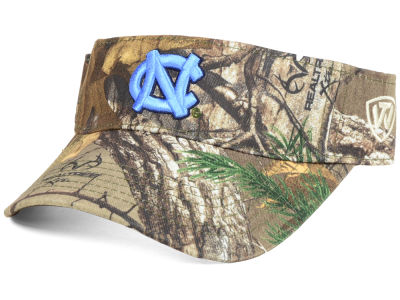 North Carolina Tar Heels Top of the World NCAA RTX Visor