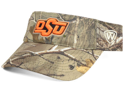 Oklahoma State Cowboys Top of the World NCAA RTX Visor