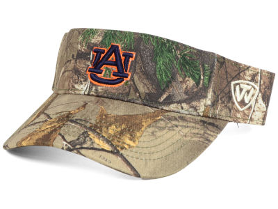 Auburn Tigers Top of the World NCAA RTX Visor