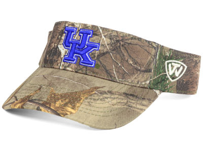 Kentucky Wildcats Top of the World NCAA RTX Visor