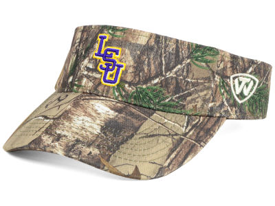 LSU Tigers Top of the World NCAA RTX Visor