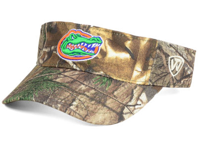 Florida Gators Top of the World NCAA RTX Visor
