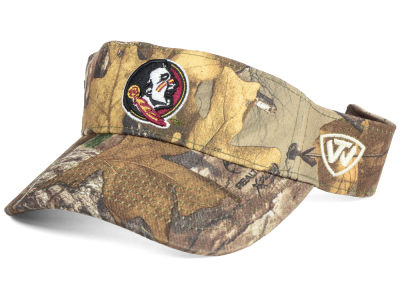 Florida State Seminoles Top of the World NCAA RTX Visor