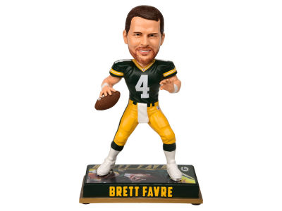 "Green Bay Packers Brett Favre 8"" Retired Player Bobbleheads"