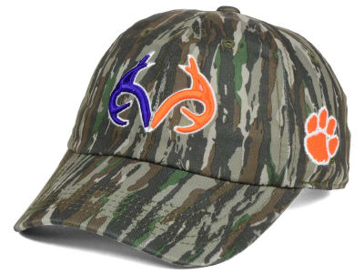 Clemson Tigers Top of the World NCAA Prey Easy Adjustable Cap