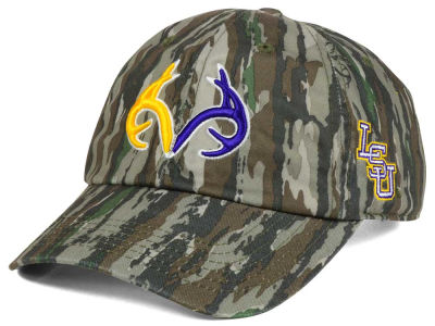 LSU Tigers Top of the World NCAA Prey Easy Adjustable Cap