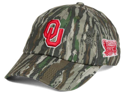 Oklahoma Sooners Top of the World NCAA Prey Easy Adjustable Cap