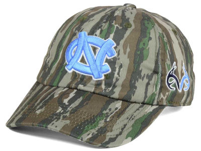 North Carolina Tar Heels Top of the World NCAA Prey Easy Adjustable Cap