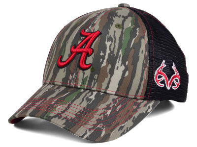 Alabama Crimson Tide Top of the World NCAA Prey Mesh Cap