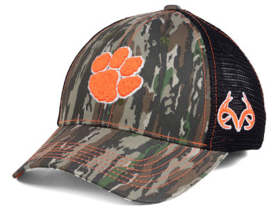 Clemson Tigers Top of the World NCAA Prey Mesh Cap