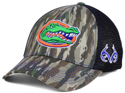 Florida Gators Top of the World NCAA Prey Mesh Cap
