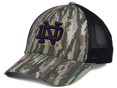 Notre Dame Fighting Irish Top of the World NCAA Prey Mesh Cap
