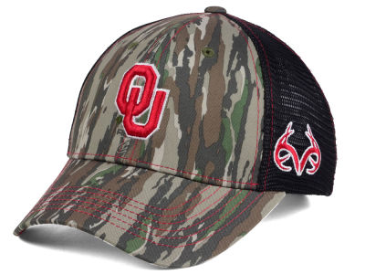 Oklahoma Sooners Top of the World NCAA Prey Mesh Cap