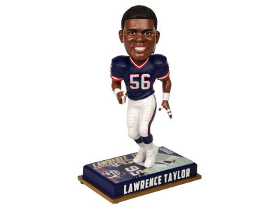 "New York Giants Lawrence Taylor 8"" Retired Player Bobbleheads"