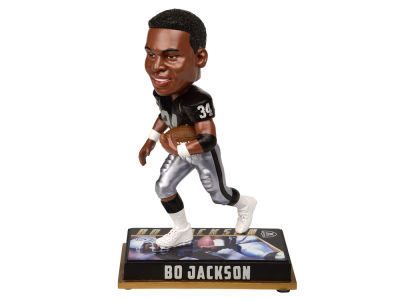 "Oakland Raiders Bo Jackson 8"" Retired Player Bobbleheads"