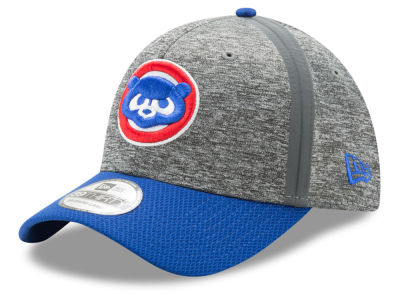 Chicago Cubs New Era MLB Youth Clubhouse 39THIRTY Cap