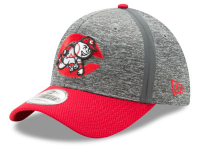 Cincinnati Reds New Era 2017 MLB Youth Clubhouse 39THIRTY Cap