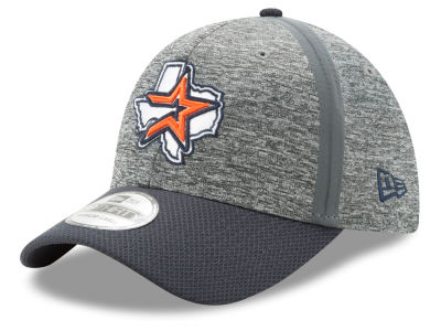 Houston Astros New Era MLB Youth Clubhouse 39THIRTY Cap