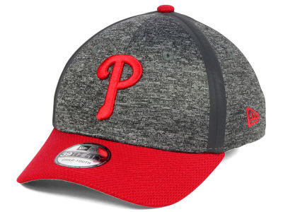 Philadelphia Phillies New Era MLB Youth Clubhouse 39THIRTY Cap