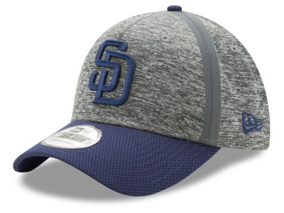 San Diego Padres New Era 2017 MLB Youth Clubhouse 39THIRTY Cap