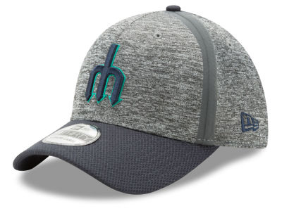 Seattle Mariners New Era MLB Youth Clubhouse 39THIRTY Cap