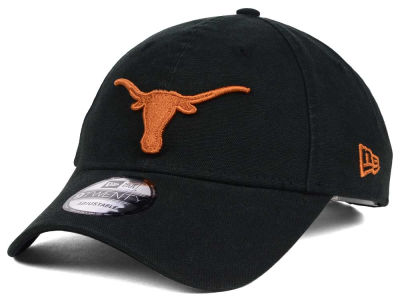 Texas Longhorns New Era NCAA Core Shore 9TWENTY Strapback Cap