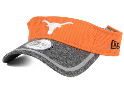 Texas Longhorns New Era NCAA Training Visor