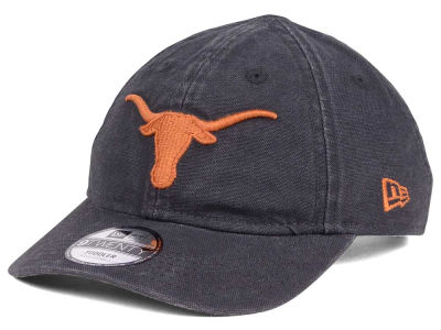 Texas Longhorns New Era NCAA Todder Core Shore 9TWENTY Strapback Cap