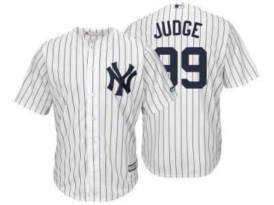 New York Yankees Aaron Judge Majestic MLB Men's Player Replica CB Jersey