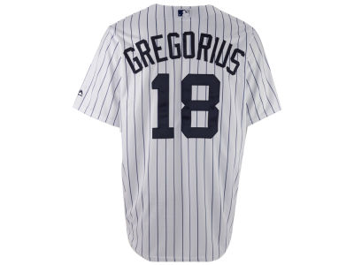 New York Yankees Didi Gregorius Majestic MLB Men's Player Replica CB Jersey