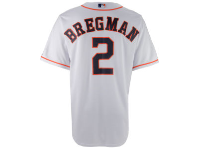 Houston Astros Alex Bregman Majestic MLB Men's Player Replica CB Jersey
