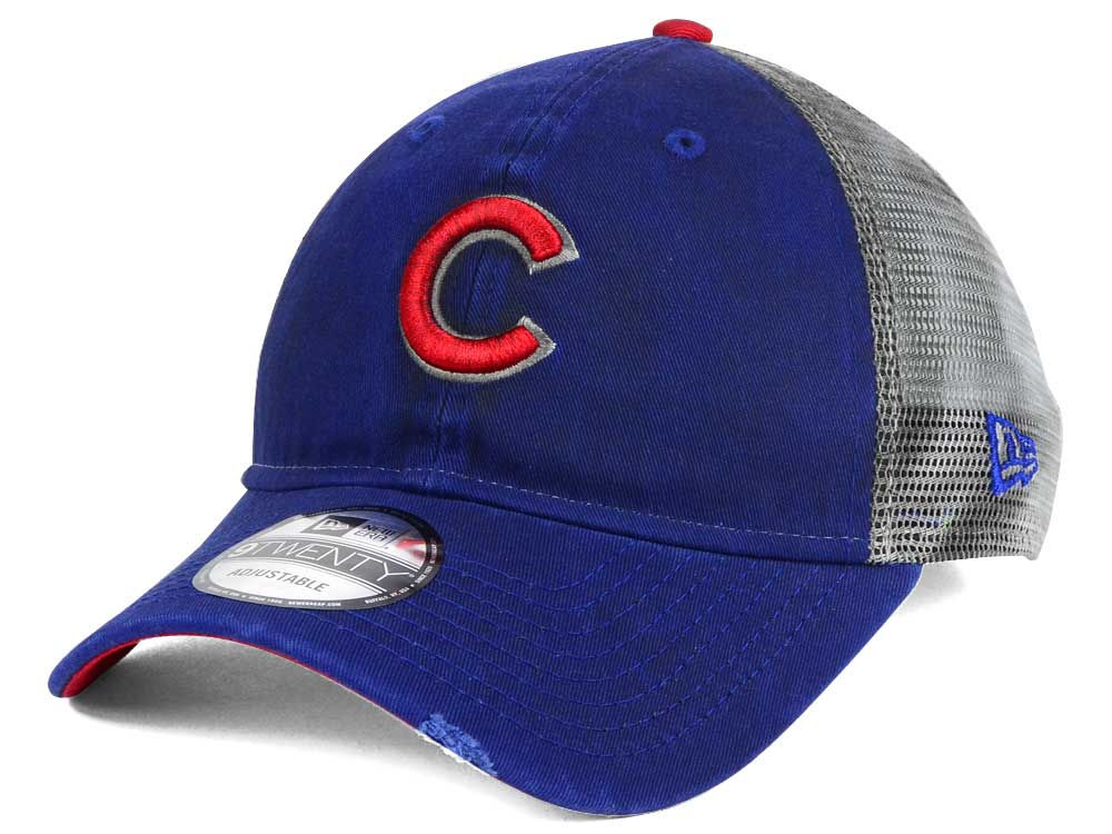 info for 7969e bb5f5 ... norway chicago cubs new era mlb rustic trucker 9twenty cap 9de4f 87397