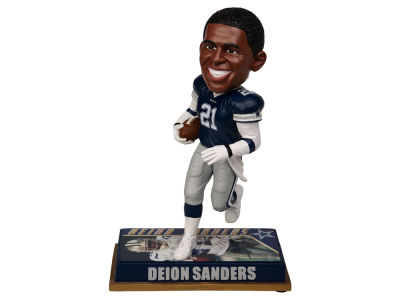"Dallas Cowboys Deion Sanders 8"" Retired Player Bobbleheads"