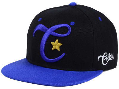 Cookies C Star Snapback Hat