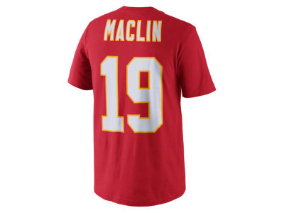 Kansas City Chiefs Jeremy Maclin Nike NFL Youth Pride Name and Number T-Shirt