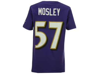 Baltimore Ravens C.J. Mosley Nike NFL Youth Pride Name and Number T-Shirt