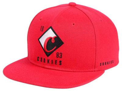 Cookies Ready for Flight Snapback Cap