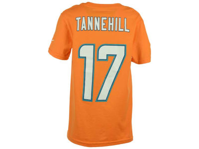 Miami Dolphins Ryan Tannehill Nike NFL Youth Pride Name and Number T-Shirt