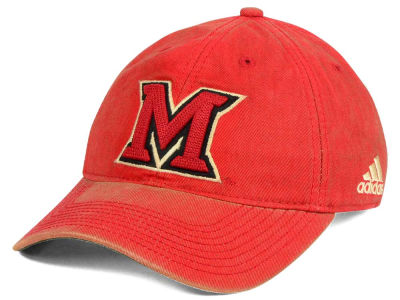 Miami (Ohio) Redhawks adidas NCAA Over Dye Slouch Cap