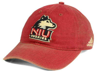 Northern Illinois Huskies adidas NCAA Over Dye Slouch Cap