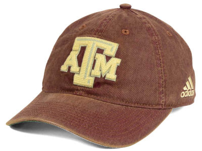 Texas A&M Aggies adidas NCAA Over Dye Slouch Cap