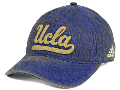 UCLA Bruins adidas NCAA Over Dye Slouch Cap