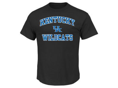 Kentucky Wildcats  NCAA Men's Heart & Soul T-Shirt