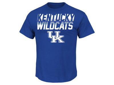 Kentucky Wildcats NCAA 2 for $25  NCAA Men's Stack Streak T-Shirt