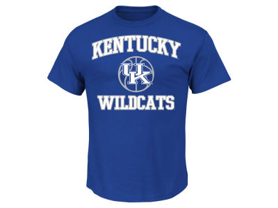 Kentucky Wildcats NCAA 2 for $25  NCAA Men's Core Basketball T-Shirt
