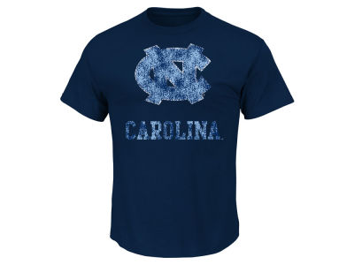 North Carolina Tar Heels NCAA 2 for $25  NCAA Men's Distressed Logo T-Shirt