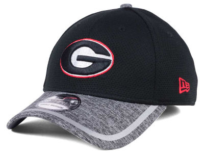 Georgia Bulldogs New Era NCAA Training 39THIRTY Cap