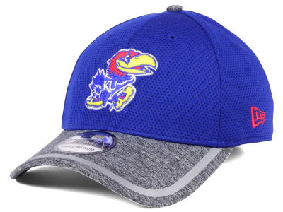 Kansas Jayhawks New Era NCAA Training 39THIRTY Cap