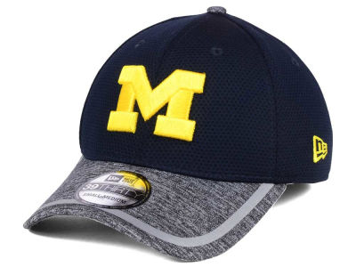 Michigan Wolverines New Era NCAA Training 39THIRTY Cap
