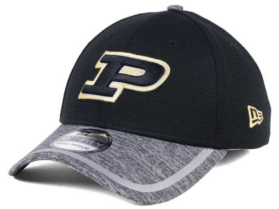 Purdue Boilermakers New Era NCAA Training 39THIRTY Cap